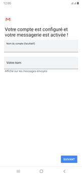 Samsung Galaxy Note20 Ultra 5G - E-mails - Ajouter ou modifier un compte e-mail - Étape 21