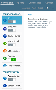 Samsung T335 Galaxy Tab 4 8-0 - Internet - Configuration manuelle - Étape 4