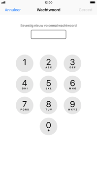Apple iPhone 8 Plus (Model A1897) - Voicemail - Visual Voicemail - Stap 8
