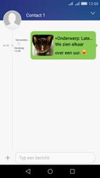 Huawei Y6 - MMS - afbeeldingen verzenden - Stap 19