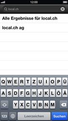 Apple iPhone 5 - Apps - Installieren von Apps - Schritt 5