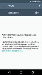 Sony Xperia XA - WiFi - Configuration du WiFi - Étape 7