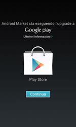 HTC Desire X - Applicazioni - Configurazione del negozio applicazioni - Fase 16
