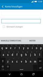 HTC One Mini 2 - E-Mail - Konto einrichten - 7 / 21