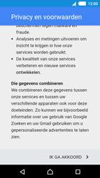 Sony Xperia M4 Aqua (E2303) - Applicaties - Account aanmaken - Stap 10