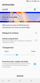 Samsung Galaxy J6 Plus - Sécuriser votre mobile - Activer le code de verrouillage - Étape 11