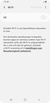 Samsung galaxy-s9-sm-g960f-android-pie - WiFi - Handmatig instellen - Stap 6