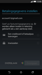 HTC Desire 620 - apps - account instellen - stap 20