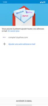 OnePlus 7T - E-mails - Ajouter ou modifier votre compte Yahoo - Étape 13