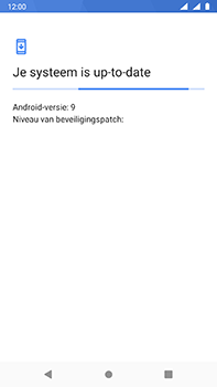 Nokia 6-1-dual-sim-android-pie - Software updaten - Update installeren - Stap 8