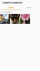 Samsung Galaxy S6 (G920F) - Android Nougat - MMS - Erstellen und senden - Schritt 16