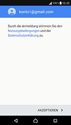 Sony Xperia XZ - E-Mail - Konto einrichten (gmail) - Schritt 14