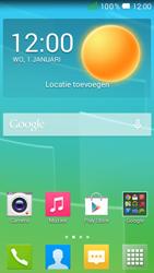 Alcatel One Touch POP D5 (OT-5038X) - SMS - Handmatig instellen - Stap 1