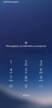 Samsung Galaxy S8 - MMS - Manuelle Konfiguration - 22 / 27