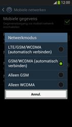 Samsung I9505 Galaxy S IV LTE - 4G instellen  - Toestel instellen voor 4G - Stap 7