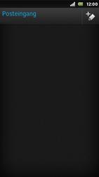 Sony Xperia U - E-Mail - Konto einrichten - Schritt 4