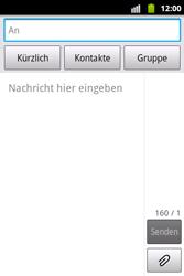 Samsung Galaxy Xcover - MMS - Erstellen und senden - 6 / 18
