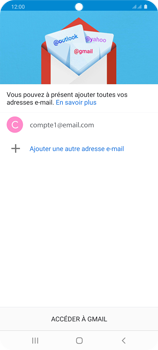 Samsung Galaxy S20+ - E-mails - Ajouter ou modifier un compte e-mail - Étape 22