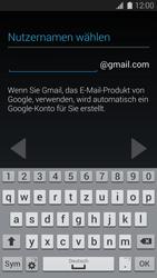 Samsung Galaxy S5 - Apps - Konto anlegen und einrichten - 1 / 1