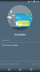 Sony Xperia XA - E-Mail - Manuelle Konfiguration - Schritt 8