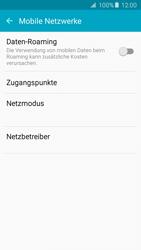 Samsung G903F Galaxy S5 Neo - Ausland - Im Ausland surfen – Datenroaming - Schritt 7