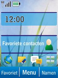 Nokia C3-01 - internet - automatisch instellen - stap 1