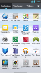 LG Optimus F6 - Contact, Appels, SMS/MMS - Envoyer un MMS - Étape 3