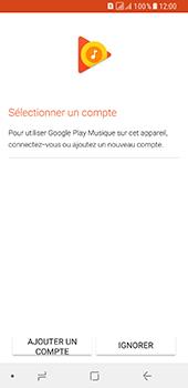 Samsung Galaxy A8 - Photos, vidéos, musique - Ecouter de la musique - Étape 4