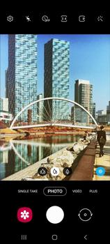 Samsung Galaxy Note20 - Photos, vidéos, musique - Prendre une photo - Étape 8
