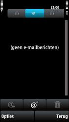 Nokia X6-00 - e-mail - handmatig instellen - stap 20