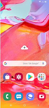 Samsung Galaxy A70 - WiFi - Activez WiFi Calling - Étape 3