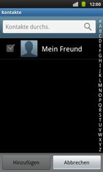 Samsung Galaxy S Plus - MMS - Erstellen und senden - 0 / 0