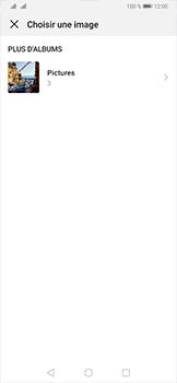 Huawei P30 - E-mail - envoyer un e-mail - Étape 12