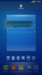 Samsung SM-G3815 Galaxy Express 2 - Startanleitung - Installieren von Widgets und Apps auf der Startseite - Schritt 10