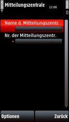 Nokia 5800 Xpress Music - SMS - Manuelle Konfiguration - Schritt 8