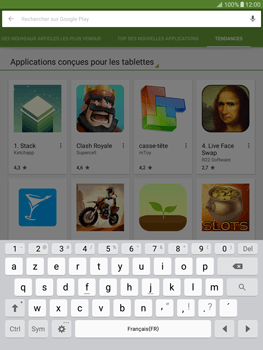 Samsung T815 Galaxy Tab S2 9.7 - Applications - Télécharger des applications - Étape 15