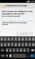 Bouygues Telecom Bs 403 - E-mails - Ajouter ou modifier un compte e-mail - Étape 19