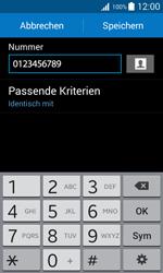 Samsung G318H Galaxy Trend 2 Lite - Anrufe - Anrufe blockieren - Schritt 11