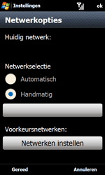 Samsung B7610 Omnia Qwerty - Buitenland - Bellen, sms en internet - Stap 7
