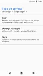 Sony Xperia XA2 - E-mails - Ajouter ou modifier un compte e-mail - Étape 10