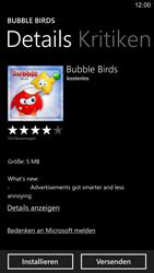 Nokia Lumia 1520 - Apps - Konto anlegen und einrichten - 1 / 1