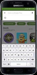Alcatel MiFi Y900 - Applicazioni - Come scaricare l