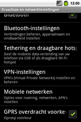 Alcatel OT-991 Smart - MMS - handmatig instellen - Stap 5