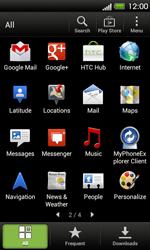 HTC T320e One V - Email - Manual configuration POP3 with SMTP verification - Step 3