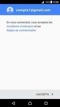 Sony Xperia Z5 Premium (E6853) - Android Nougat - E-mail - Configuration manuelle (gmail) - Étape 13