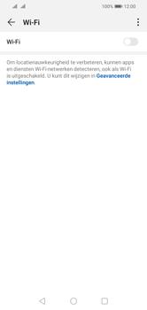 Huawei Y5 (2019) - Wifi - handmatig instellen - Stap 4