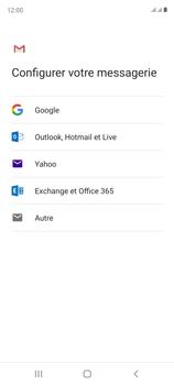 Samsung Galaxy S20 FE - E-mails - Ajouter ou modifier un compte e-mail - Étape 8