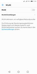 Huawei Y5 (2018) - WLAN - Manuelle Konfiguration - Schritt 5