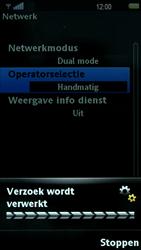 Sony Ericsson U8i Vivaz Pro - Bellen - in het buitenland - Stap 10