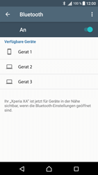 Sony F3111 Xperia XA - Bluetooth - Geräte koppeln - Schritt 8
